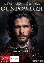 Gunpowder on DVD