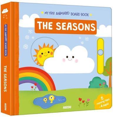 My First Interactive Board Book: Seasons
