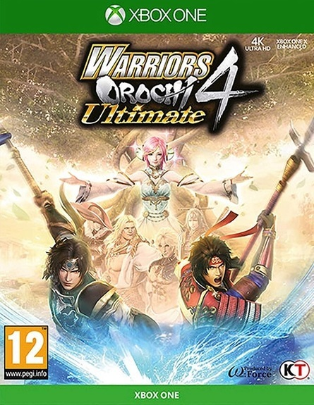 Warriors Orochi 4 Ultimate for Xbox One