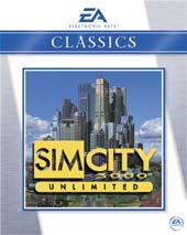 Sim City 3000 Unlimited for PC Games
