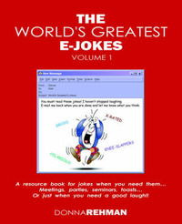 The World's Greatest E-Jokes by Donna Rehman image