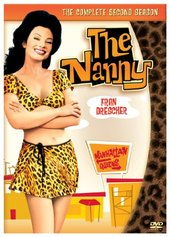 Nanny, The - The Complete Season Two (3 Disc Box Set) on DVD