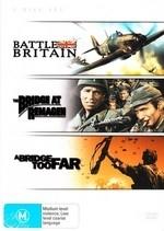 Battle Of Britain / The Bridge At Remagen / A Bridge Too Far (3 Disc Set) on DVD
