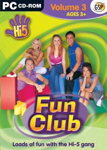Hi-5 Fun Club for PC Games