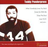 Golden Legends: Teddy Pendergrass by Teddy Pendergrass