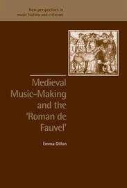 New Perspectives in Music History and Criticism: Series Number 9 by Emma Dillon image