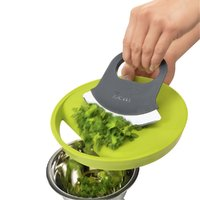Zeal Rock and Drop Herb Chopper