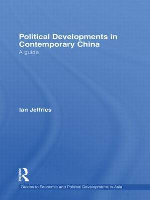 Political Developments in Contemporary China image