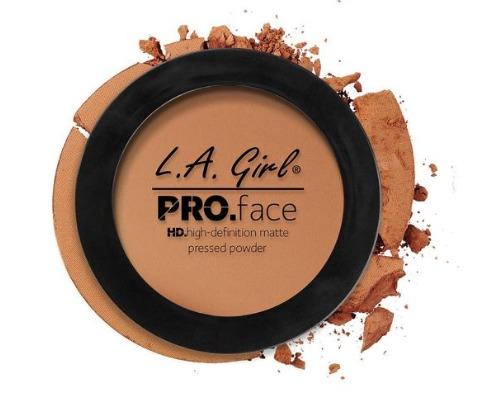 LA Girl HD Pro Face Powder - Toffee image