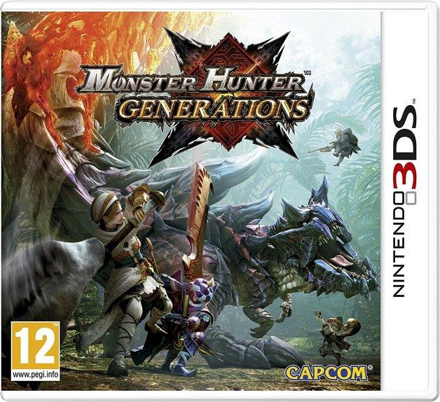 Monster Hunter Generations for 3DS