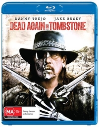 Dead Again in Tombstone on Blu-ray