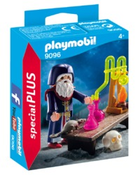 Playmobil: Special Plus - Alchemist with Potions (9096)