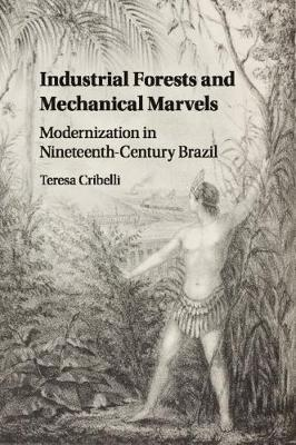 Industrial Forests and Mechanical Marvels by Teresa Cribelli image