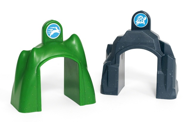 Brio: Railway - Smart Action Tunnel Pack