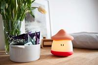 Beaba: Sweety Supple Bodied Night Light - Coral