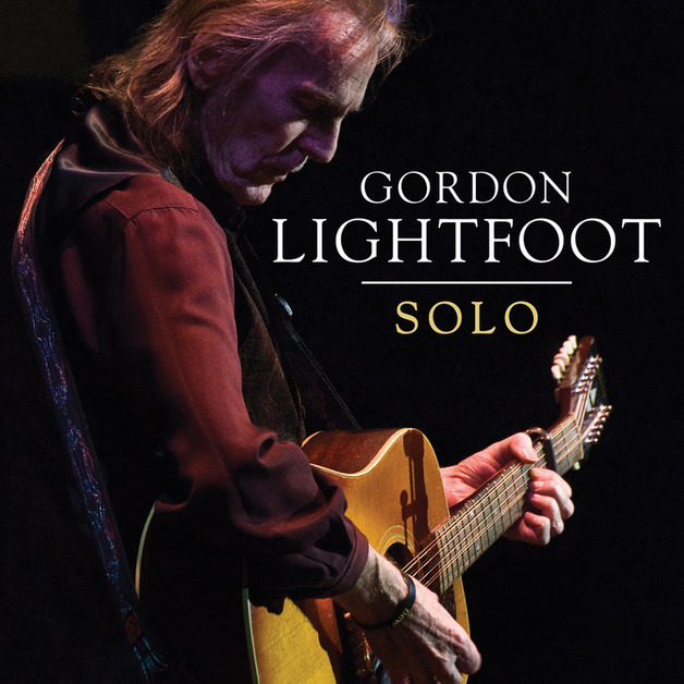 Solo by Gordon Lightfoot