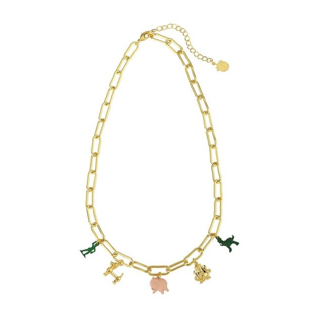 Couture Kingdom: Disney Pixar Toy Story Charm Necklace - Gold