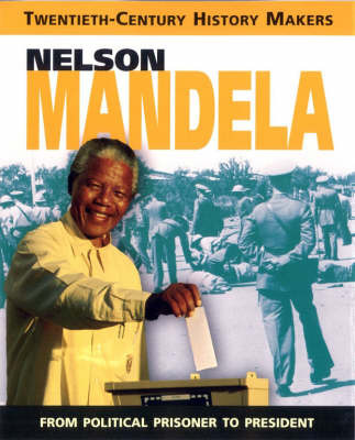 Nelson Mandela by Ann Kramer image