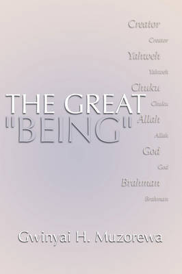 Great Being by Gwinyai H. Muzorewa image