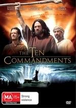 Ten Commandments, The (2006) on DVD