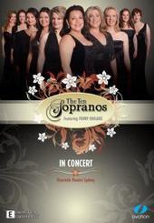 The Ten Sopranos - Speak Softly Love on
