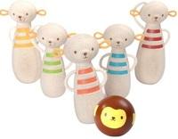 Plan Toys - Monkey Bowling