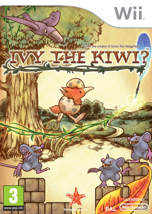 Ivy the Kiwi for Wii