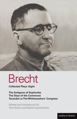 Brecht Plays: v. 8 by Bertolt Brecht