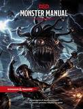Monster Manual: A Dungeons & Dragons Core Rulebook (Dungeons & Dragons Core Rulebooks) by Wizards of the Coast
