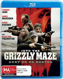 Into The Grizzly Maze on Blu-ray