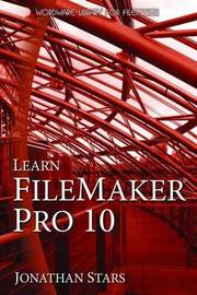 Learn FileMaker Pro 10 by Jonathan Stars image