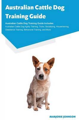 Australian Cattle Dog Training Guide Australian Cattle Dog