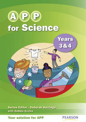 APP for Science Years 3 & 4 image