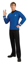 Star Trek: Spock Deluxe Shirt (X-Large)