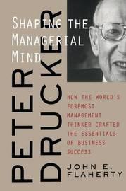 Peter Drucker by John E. Flaherty image