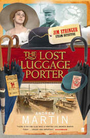 The Lost Luggage Porter by Andrew Martin image
