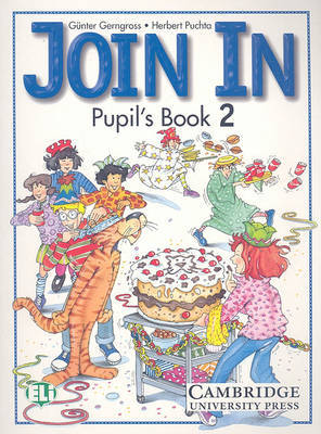 Join In Pupil's Book 2 by Gunter Gerngross