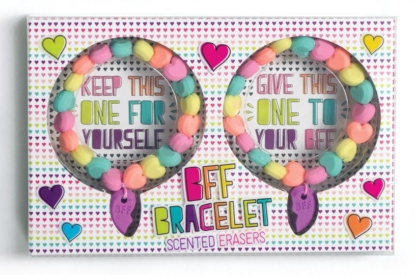 Ooly: Bff Bracelet Scented Erasers image
