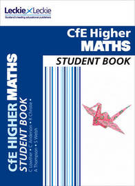 CfE Higher Maths Student Book by Craig Lowther