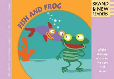 Fish And Frog Big Book by Michelle Knudsen image