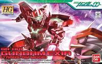 HG 1/144 Gundam Exia Trans-Am Mode - Model Kit