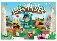 Isle of Monsters - Board Game