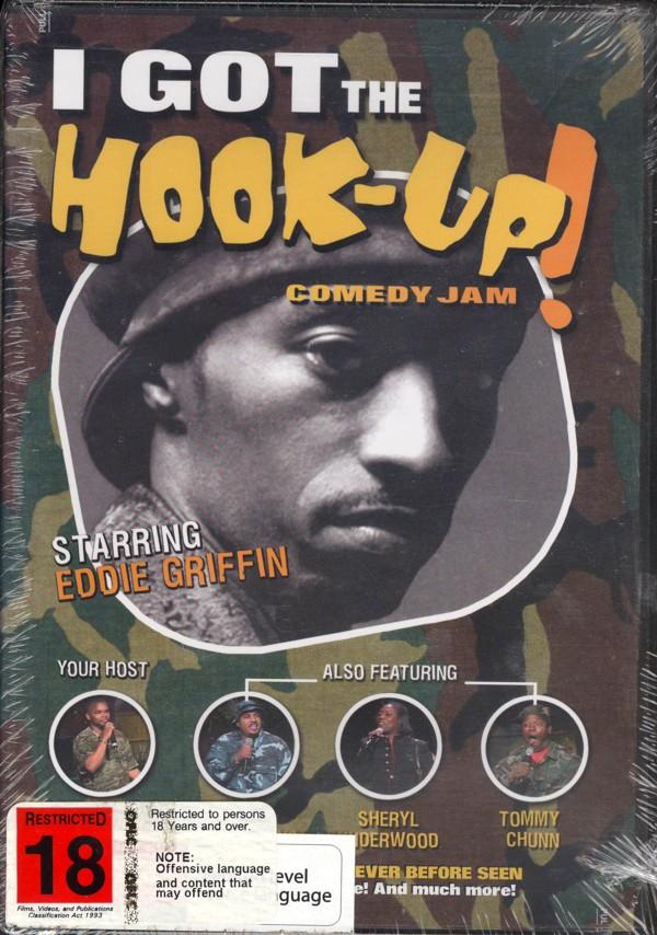 I Got The Hookup! - Comedy Jam (2 Disc Set) on DVD image