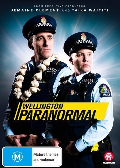 Wellington Paranormal Season 1 on DVD