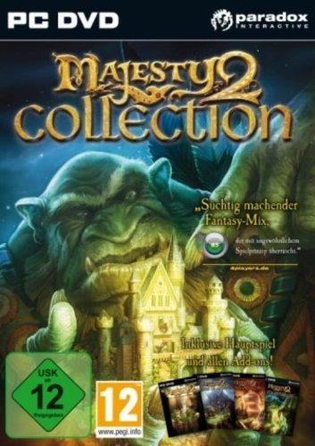 Majesty 2 Collection for PC Games image