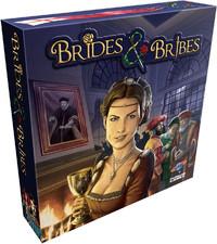 Brides & Bribes - Board Game image