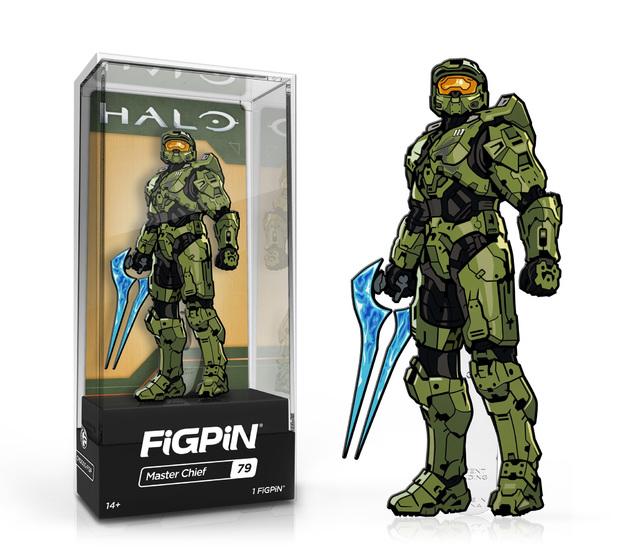 Halo: Master Chief (#79) - Collector's FiGPiN
