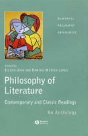 The Philosophy of Literature image