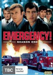 Emergency! Season 1 (4 Disc Set) on DVD