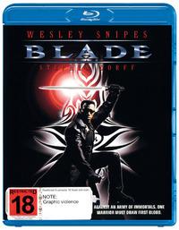Blade on Blu-ray